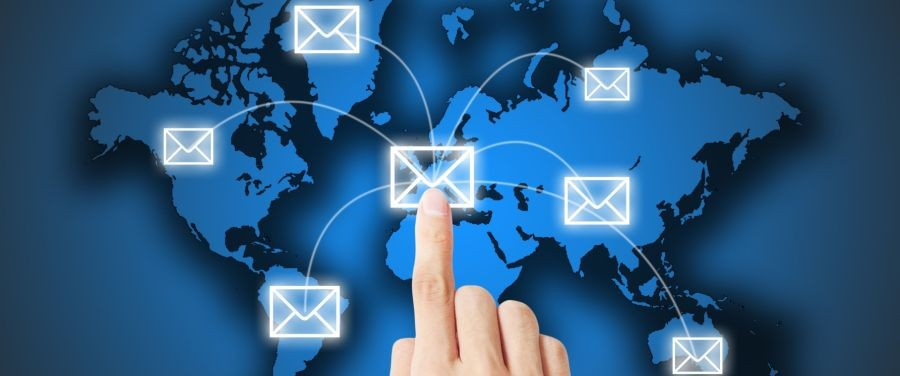 Email Services for shipping
